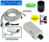 Stardot Technologies CAM-XL3MP-SB2 NetCam XL 3 MP SPECIAL BUNDLE- 3 Megapixel Network Camera Bundle with Outdoor Enclosure 4-12mm Varifocal Lens 16 Channel NVR Software and Network CABLE - SAVE OVER $800
